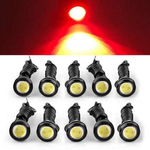 Eagle Eye LED Lights - FOONEE 10Pcs 9W 18mm Eagle Eye Lamps