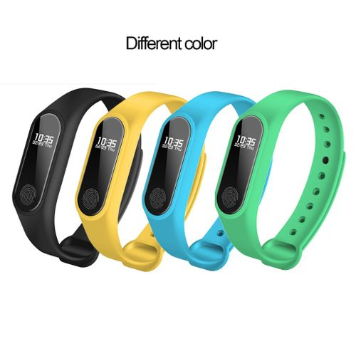 Smart Watch Sleep Heart Rate Blood Pressure Oxygen Step Sport Bracelet