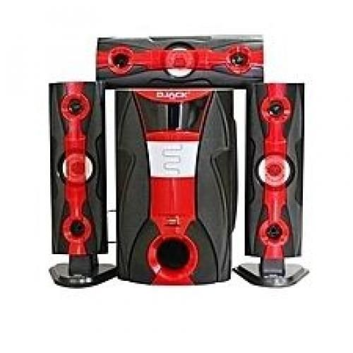 Djack 3.1ch Powerful X-bass Bluetooth Home Theater System Dj-Q3L