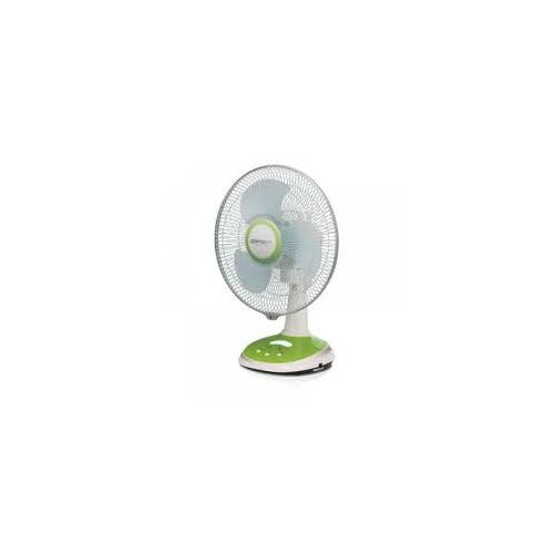 Rechargeable Table Fan- White