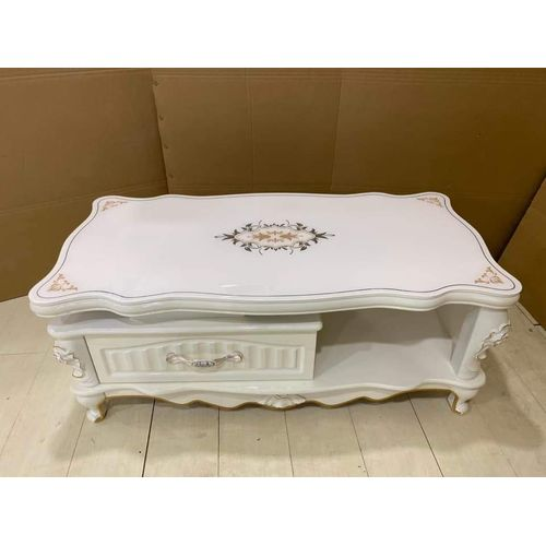 New Age Royal Coffee Table With Drawers