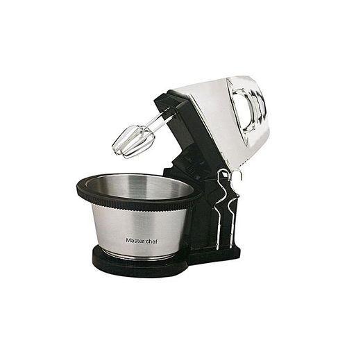Cake Mixer With Rotating Bowl