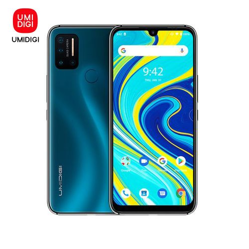 A7 Pro 6.3-Inch (4GB,64GB ROM) Android 10.0,(16MP+16MP+5MP+5MP)+16MP 4150mAh Global Version Dual 4G Smartphone