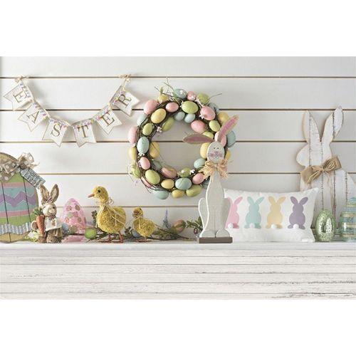 Newborn Baby Easter Vinyl Photography Backdrop Photo Background Props Decor