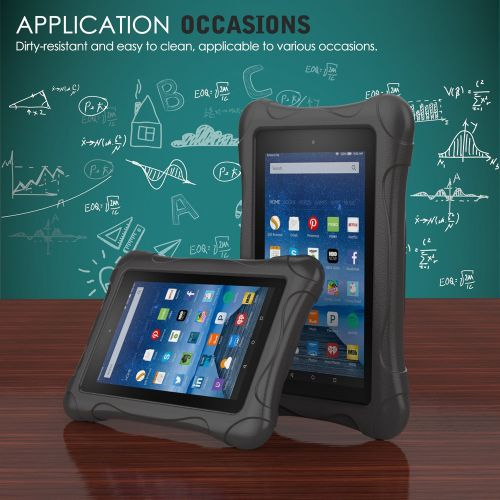 Kids Shock Proof Case For Amazon Kindle Fire HD 7 2015