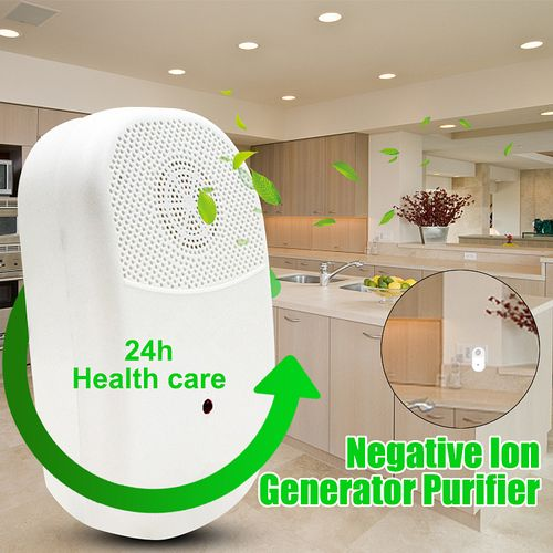 Air Purifier Ozone Generator Cleaner Fresh Home Office