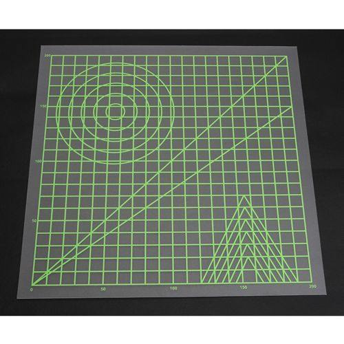 3D Printing Pen Mat Drawing Board With Multi-shaped Basic