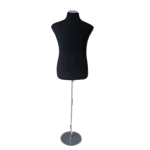 Half Body Male Mannequin Dress Form(padded)