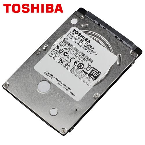"Laptop Hard Drive 500GB Internal HD 2.5"" 7200 RPM"