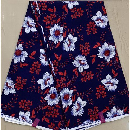 Ankara Print Fabrics- Ankara Fashion Multi Colour - 6Yards