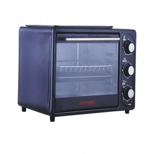 20L Electric Oven With Top Grill & Barbecue Function