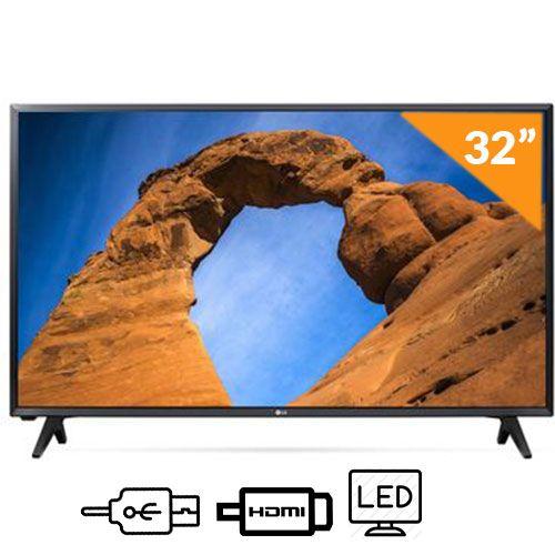 LG 32-Inch LED TV LK500BPTA + 24 Months Warranty