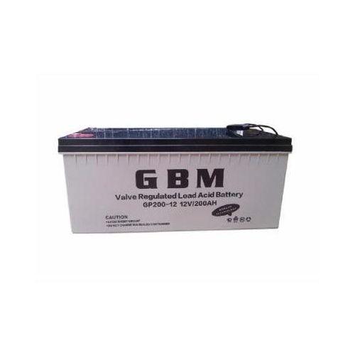 GBM 12V 200AH Inverter Battery