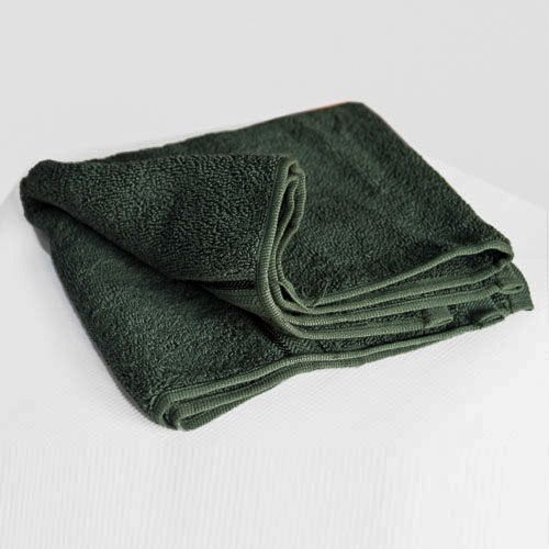 Towel Green Cotton Towel - Small