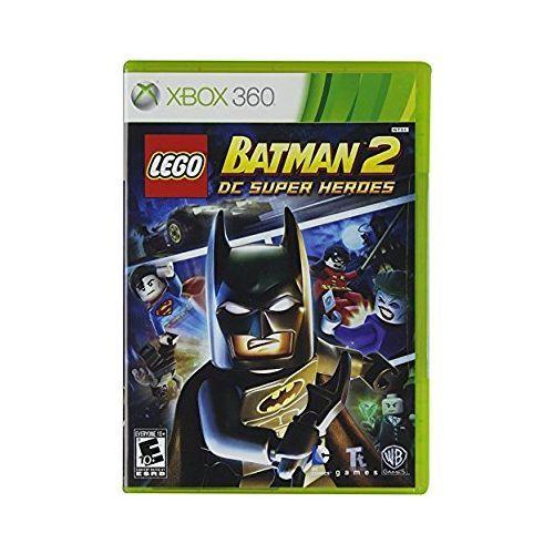 Xbox 360 Lego Batman Dc Super Heroes