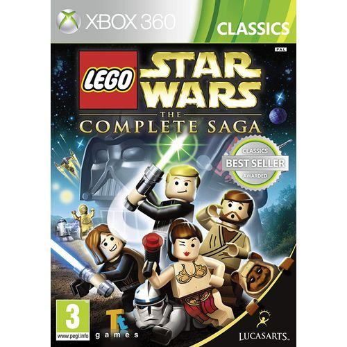 Lego Star Wars: The Complete Saga (Classic) - Xbox 360