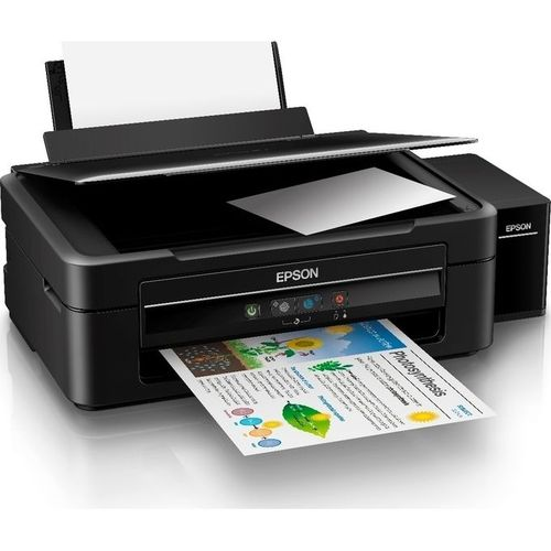 Epson L382 Color Ink Tank System 3-in-1 Printer(scan/Print/Copy) And Sublimation Printer