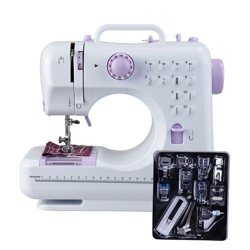 Speed Free-Arm Crafting Mending Machine Mini 12 Stitches