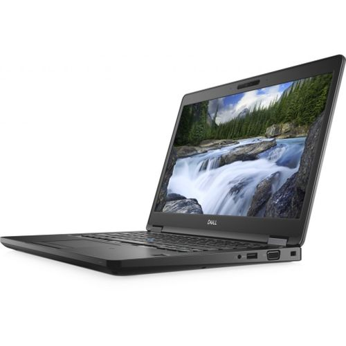 "Dell Latitude 5490 - 14"" - Core I5 8250u - 4GB RAM - 500GB SSD Touchpad Windows 10"