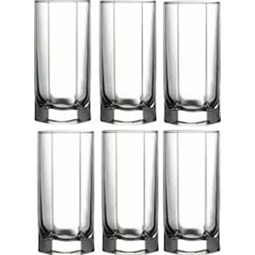 6pc Pasabahce Tumblers