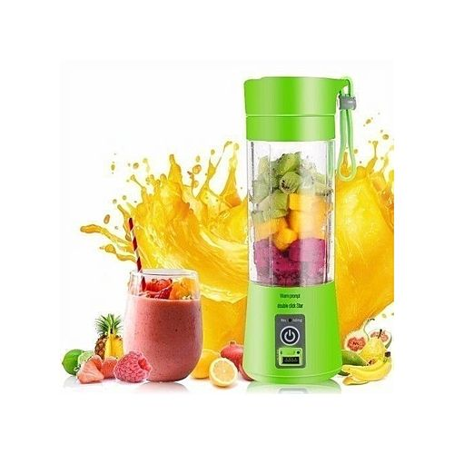 Portable Smoothie Maker And Rechargeable Blender