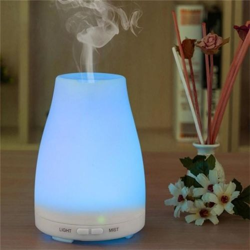 LED Aromatherapy Essential Oil Diffuser, Deodorizer