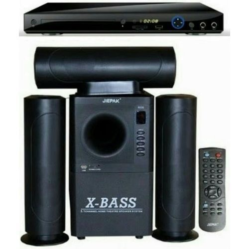 Bigger And Better Bluetooth Home Theatre JP6030 + DVD Player