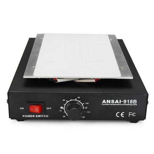 LCD Screen Separator Heating Platform Plate Glass Removal Phone Repair Machine 220V EU Plug