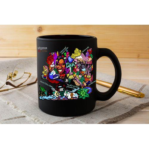 Buchi Emecheta Heritage Mug