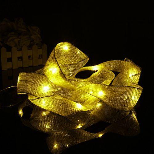 2M 20LED Fairy Light Party Christmas Wedding Decoration Lamp