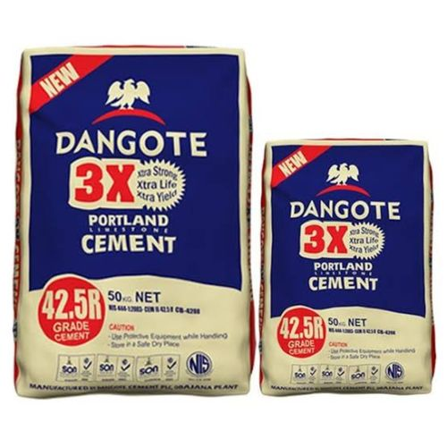 Cement X 600 Bags