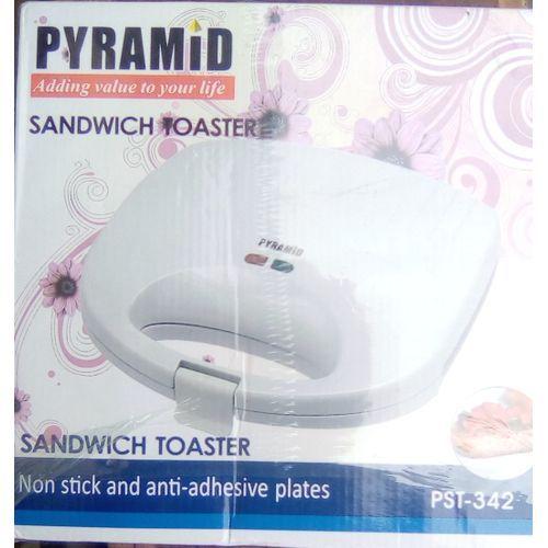 Sandwich Toaster - White