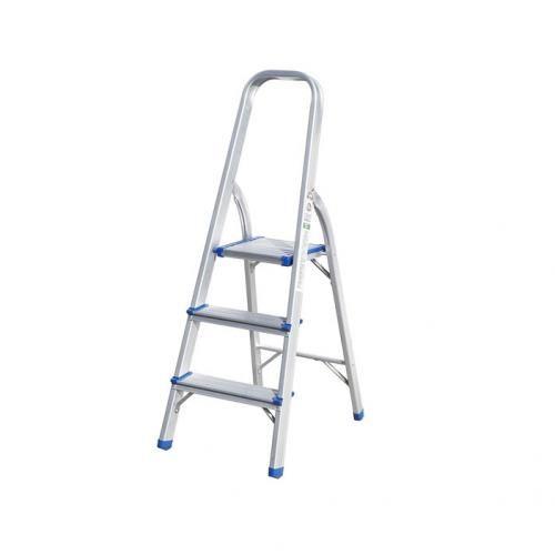 3-Step Lightweight Aluminum Step Ladder