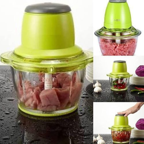 Generic Electric Food Processor & Yam Pounder (6 Blades)