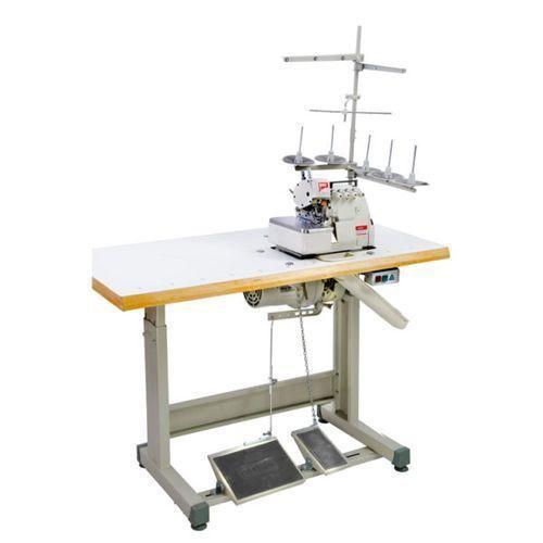 Industrial Overlocking Weaving Machine Emel 5-thread -757