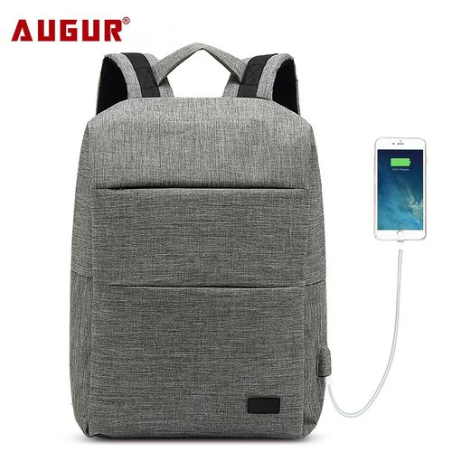 Excellent USB Charging For Laptop Back Pack Large Capacity Stundet Casual Bag