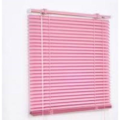 Aluminium Venetian Window Blinds (Light Pink)