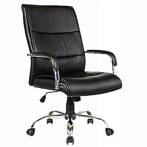 Semi Executive Office Chair- Black