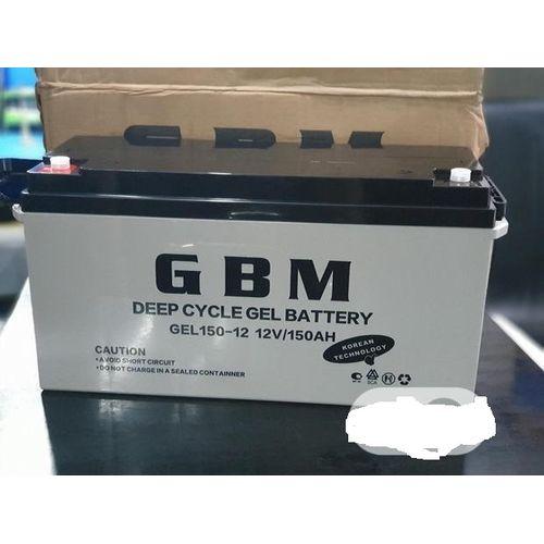 150AH 12V GBM Deep Circle Inverter Battery