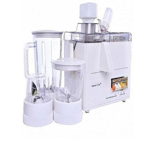 4 In 1 Juicer, Blender, Grinder And Mill