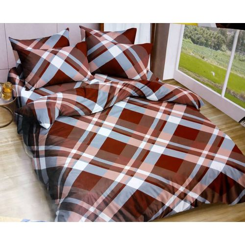 Bedsheet Brown - Bedsheets, Pillow Cases Or Duvet Sets