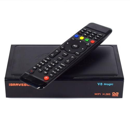 Satellite Receiver HD Digital DVB S2 TV Tuner Receivable TV