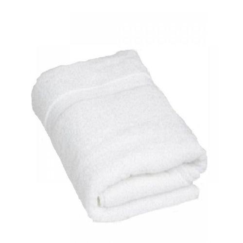 Large Bathing Towel - White