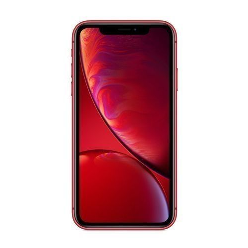IPhone XR (3GB RAM, 128GB ROM) IOS 12 (12MP+7MP) - Red