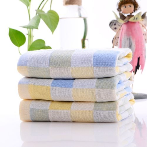 25 *50 Cm Soft Cotton Baby Towesl Newborn Washcloth