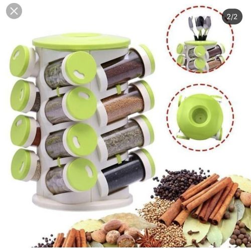 Spice Rack - 8 Pieces