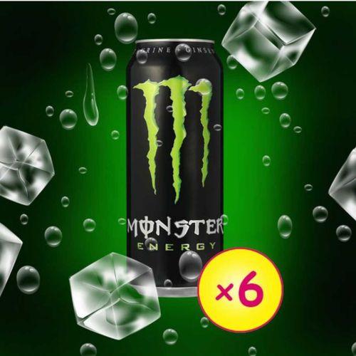 Monster Energy Drink X 6