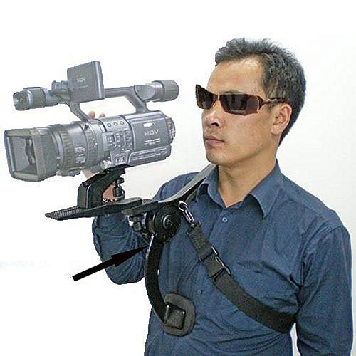 Kolivar Professional New Video Capture Stabilizer Bracket Sh