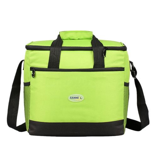 Large Insulated Cooler Cool Bag Outdoor Camping Picnic Lunch Shoulder Tote