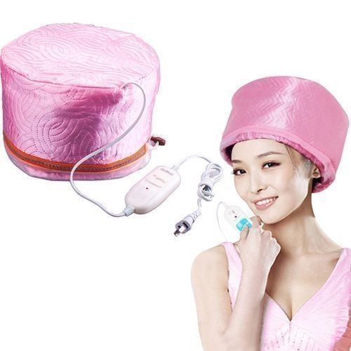 Electric Hair Steaming Cap - Suffocated Oil Cap -Spa Thermal Hair Treatment
